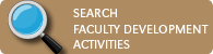 Search Faculty Development Activities