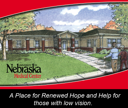 A Place for Renewed Hope and Help for those with low vision.