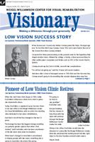Visionary Newsletter image