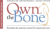 Own the Bone logo