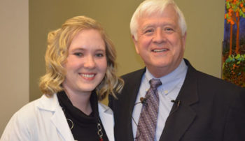 Kylee Stanley, M.D., and Jon Vanderhoof, M.D.