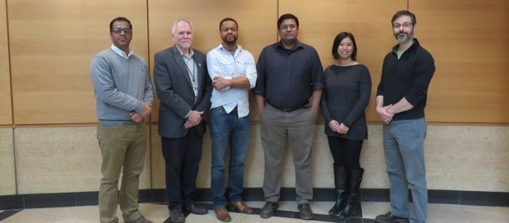 Several faculty receive Distinguished Scientist and New Investigator honors.